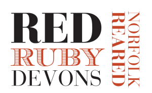 Red Ruby Devonds Norfolk reared